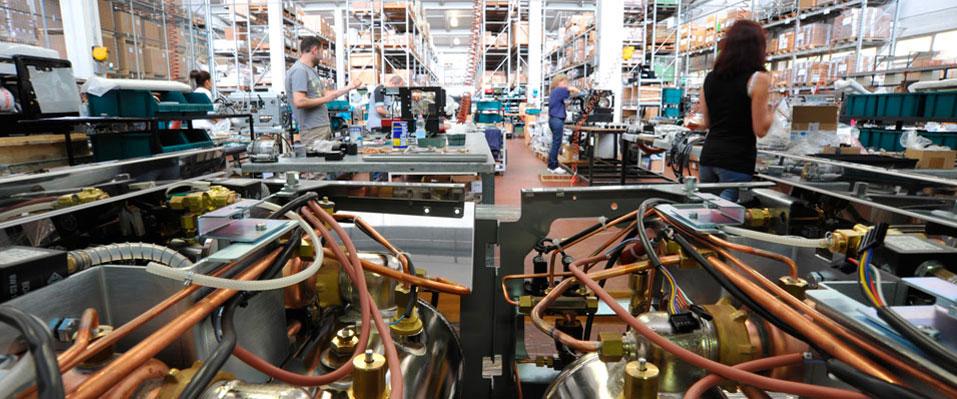 La Spaziale Factory in Bologna Italy