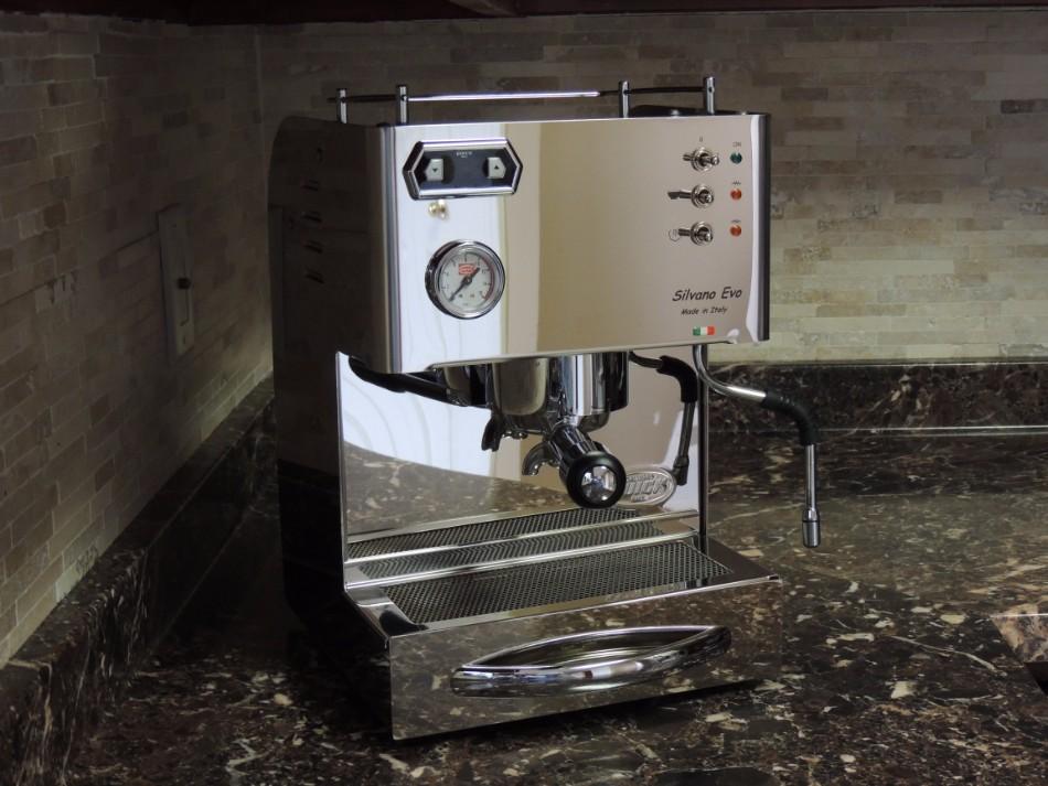quick mill silvano evo espresso machine best price. Black Bedroom Furniture Sets. Home Design Ideas